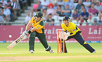 Friends Life t20 Quarter Final - Nottinghamshire Outlaws vs Hampshire Royals