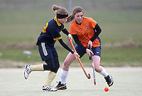 Maldon & Little Baddow HC Ladies 2nd XI vs Romford HC Ladies 2nd XI 20-03-10