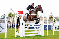 NZL-Jesse Campbell (KAAPACHINO) INTERIM-30TH: CROSS COUNTRY: 2016 GBR-Mitsubishi Motors Badminton Horse Trials CCI4* (Saturday 7 May) CREDIT: Libby Law COPYRIGHT: LIBBY LAW PHOTOGRAPHY