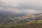 Golan Heights, Druze village Ein Kinya