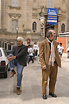 Stylish men in Ragusa, Sicily, Italy