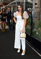 Nurce Erben at the Bloomsbury Street Kitchen Restaurant Launch Party in London on August 8th 2019<br /> CAP/ROS<br /> ©ROS/Capital Pictures