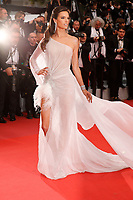 CANNES, FRANCE -  Alessandra Ambrosio attends 'The Dead don't Die' preMeiere during the 72nd annual Cannes Film Festival on May 14, 2019 in Cannes, France. <br /> CAP/GOL<br /> &copy;GOL/Capital Pictures