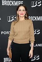15 May 2018-  North Hollywood, California - Amanda Peet. IFC Hosts &quot;Brockmire&quot; And &quot;Portlandia&quot; EMMY FYC Red Carpet Event held at Saban Media Center. <br /> CAP/ADM/FS<br /> &copy;FS/ADM/Capital Pictures