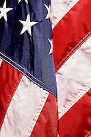 Close up of the american flag. Macro photo of Stars and Stripes, USA foto, reise, photograph, image, images, photo,<br /> photos, photography, picture, pictures, urlaub, viaje, vacation, imagen, viagi, stock