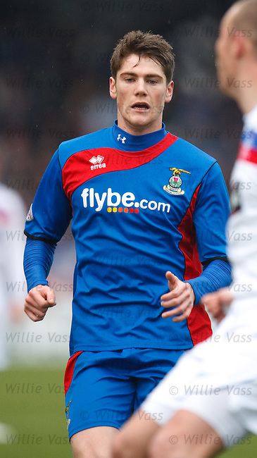 Iain Vigurs, Inverness Caledonian Thistle