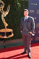 PASADENA - APR 30: Christian Sean at the 44th Daytime Emmy Awards at the Pasadena Civic Center on April 30, 2017 in Pasadena, California