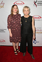 LOS ANGELES, CA - NOVEMBER 3: Loraine Alterman Boyle, Amy Boyle, at The International Myeloma Foundation's 12th Annual Comedy Celebration at The Wilshire Ebell Theatre in Los Angeles, California on November 3, 2018.   <br /> CAP/MPI/FS<br /> &copy;FS/MPI/Capital Pictures