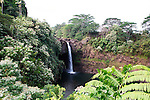Rainbow Falls, Hawaii