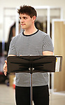"Casey Cott during the rehearsal for The Kennedy Center production of ""The Who's Tommy"" at the New 42nd Street on April 11, 2019 in New York City."