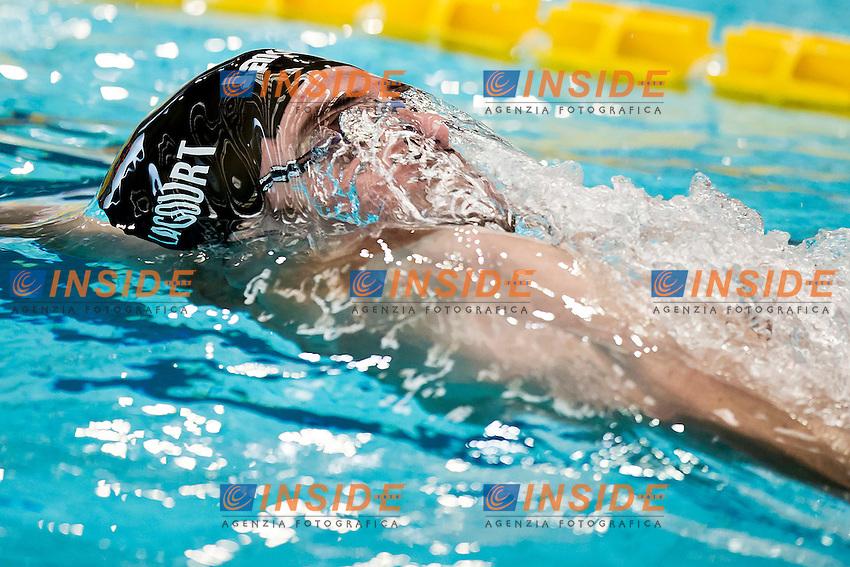 Camille Lacourt France FRA<br /> 100 Dorso Batterie<br /> 41 Trofeo Nico Sapio Fin<br /> Genova, Piscina La Sciorba 02/11/2014<br /> Photo Andrea Masini/Insidefoto