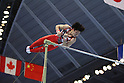 Kohei Uchimura (JPN), JULY 2, 2011 - Artistic gymnastics : Japan Cup 2011 Men's Team Competition Horizontal Bar at Tokyo Metropolitan Gymnasium, Tokyo, Japan. (Photo by YUTAKA/AFLO SPORT) [1040]