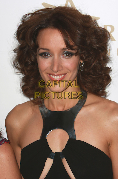 JENNIFER BEALS.19th Annual Glaad Media Awards held at the Kodak Theatre, Hollywood, California, USA..April 26th, 2008.headshot portrait silver black halterneck .CAP/ADM/CH.©Charles Harris/AdMedia/Capital Pictures