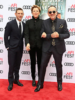 12 November 2017 - Hollywood, California - Jamie Bell, Annette Bening, Elvis Costello. &quot;Film Stars Don't Die In Liverpool&quot; AFI FEST 2017 Screening held at TCL Chinese Theatre. <br /> CAP/ADM/FS<br /> &copy;FS/ADM/Capital Pictures