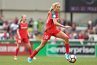 Portland, OR - Saturday April 29, 2017: Allie Long during a regular season National Women's Soccer League (NWSL) match between the Portland Thorns FC and the Chicago Red Stars at Providence Park.