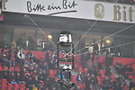 12.01.2018, BayArena, Leverkusen , GER, 1.FBL., Bayer 04 Leverkusen vs. FC Bayern M&uuml;nchen<br /> im Bild / picture shows: <br /> neue Kameratechnik <br /> <br /> <br /> Foto &copy; nordphoto / Meuter