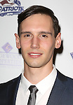 Cory Michael Smith  attending the 2013 Actors Fund Annual Gala at the Mariott Marquis Hotel in New York on 4/29/2013...