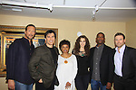 """- A Tribute to Pine Valley - All My Children's Alicia Minshew """"Kendall"""", Vincent Irizarry """"David"""", Darnell Williams """"Jesse"""", Debbi Morgan """"Angie"""", Walt Willey """"Jack"""" and Jacob Young """"ex JR and """"Rick Forrester"""" on The Bold and the Beautiful with fans for Q&A, autographs, photos on February 17, 2013 at Valley Forge Casino Resort in King of Prussia, PA. on February 16, 2013 with fans for Q&A, autographs, photos on February 17, 2013 at Valley Forge Casino Resort in King of Prussia, PA. (Photo by Sue Coflin/Max Photos)"""