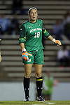 22 October 2015: Notre Dame's Kaela Little. The University of North Carolina Tar Heels hosted the Notre Dame University Fighting Irish at Fetzer Field in Chapel Hill, NC in a 2015 NCAA Division I Women's Soccer game. UNC won the game 2-1.