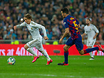 Real Madrid CF's Luka Modric seen in action during La Liga match. Mar 01, 2020. (ALTERPHOTOS/Manu R.B.)