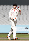 8th September 2017, Emirates Old Trafford, Manchester, England; Specsavers County Championship, Division One; Lancashire versus Essex; Lancashire and England keeper Jos Buttler