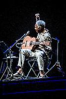 SAO PAULO, SP, 16 DE MARCO 2013 - SHOW GILBERTO GIL - Show do cantor Gilberto Gil no Auditório Ibirapuera, em São Paulo (SP), nesta sexta-feira (15). FOTO: JENNIFER GLASS  - BRAZIL PHOTO PRESS.