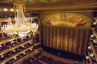 Russia, Moscow, Bolshoi Theatre