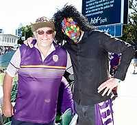 11th January 2020; HBF Park, Perth, Western Australia, Australia; A League Football, Perth Glory versus Adelaide United; Perth Glory fans before the start of the match - Editorial Use
