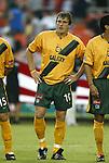 17 July 2004: Andreas Herzog. Los Angeles Galaxy tied DC United 1-1 at RFK Stadium in Washington, DC during a regular season Major League Soccer game..