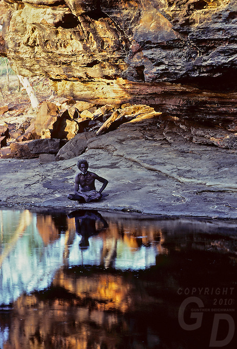 Sacret Aboriginal Land and Tribal elder
