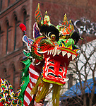 2011 Chinese Lunar New Year Parade and Festival in DC