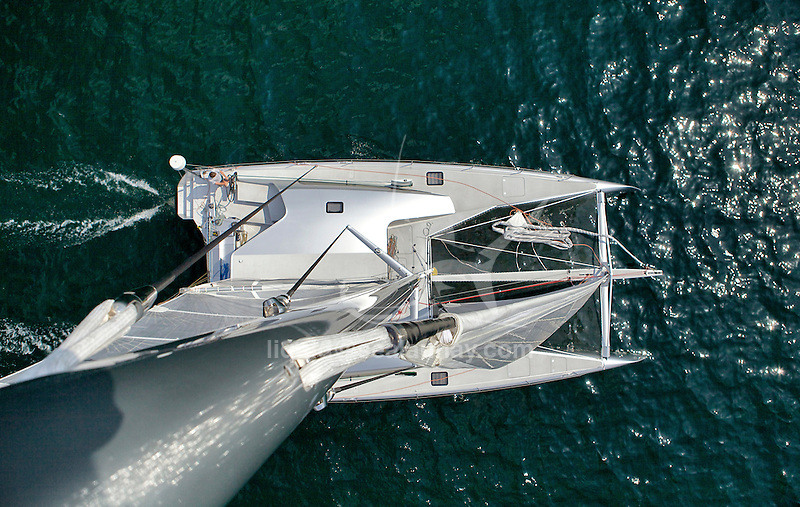 The MC²60 Catamaran is a semi custom high performance luxury catamaran that will set new standards of speed, luxury and elegance.