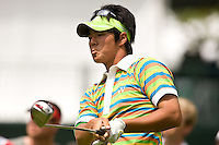 March 27, 2009, Arnold Palmer Invitational * Second Round*.  Ryo Ishikawa, 17 year old golfer from Japan walks up the 8th fairway during second round play  at Bay Hill Golf Club in Orlando, Florida...