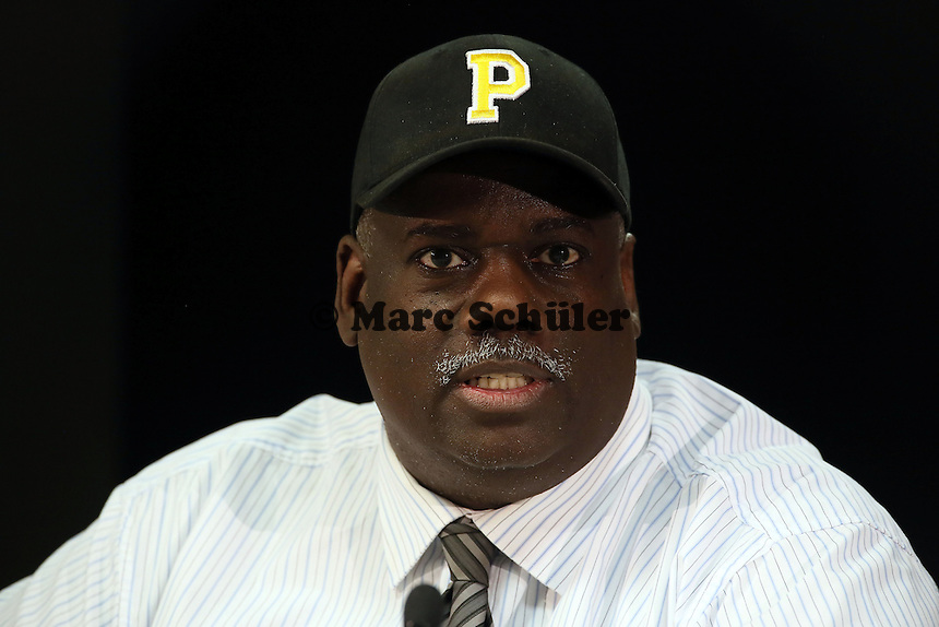 Frankfurt Pirates Head Coach Keith Williams