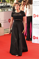 Kate Silverton arriving for the BAFTA TV Awards 2018 at the Royal Festival Hall, London, UK. <br /> 13 May  2018<br /> Picture: Steve Vas/Featureflash/SilverHub 0208 004 5359 sales@silverhubmedia.com