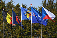 20190910 - TUBIZE , BELGIUM : illustration picture pictured during the friendly  soccer match between Men's under 19 teams of  Belgium and Czech Republic , in Tubize , Belgium . Tuesday 10th September 2019 . PHOTO SPORTPIX.BE / DIRK VUYLSTEKE