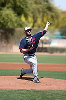 Rob Kaminsky - Cleveland Indians 2016 spring training (Bill Mitchell)