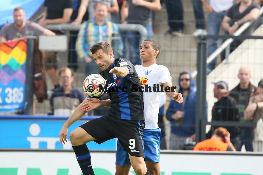 Edmond Kapllani (FSV) - FSV Frankfurt vs. VfL Bochum, Frankfurter Volksbank Stadion