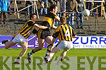Ambrose O'Donovan  Dr Crokes v  Crossmaglen Rangers in the All Ireland Club Senior Football Championship Semi-Final, at O'Moore Park, Portlaoise on Saturday 18/2/2012