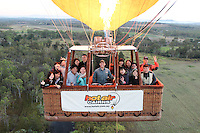 20130808 08 August Hot Air Balloon Cairns