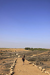 Israel, Coastal Plain, Pura Nature Reserve