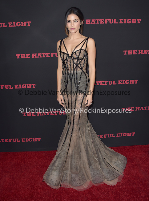 Jenna Dewan Tatum<br />  at The Weinstein L.A. Premiere of The Hateful Eight held at The Arclight Theatre in Hollywood, California on December 07,2015                                                                   Copyright 2015 Hollywood Press Agency
