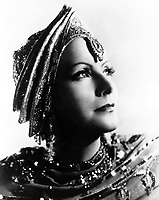 Mata Hari (1931) <br /> Promo shot of Greta Garbo<br /> *Filmstill - Editorial Use Only*<br /> CAP/KFS<br /> Image supplied by Capital Pictures