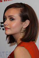 "HOLLYWOOD, LOS ANGELES, CA, USA - FEBRUARY 26: Olivia Cooke at the Premiere Party For A&E's Season 2 Of ""Bates Motel"" & Series Premiere Of ""Those Who Kill"" held at Warwick on February 26, 2014 in Hollywood, Los Angeles, California, United States. (Photo by Xavier Collin/Celebrity Monitor)"