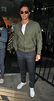 Paul Sculfor at the LFW (Men's) s/s 2019 What We Wear catwalk show, BFC Showspace, The Store Studios, The Strand, London, England, UK, on Monday 11 June 2018.<br /> CAP/CAN<br /> &copy;CAN/Capital Pictures