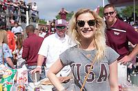 Left Field Lounge Super Bulldog Weekend - Baseball vs. Texas A&amp;M.<br />  (photo by Megan Bean / &copy; Mississippi State University)