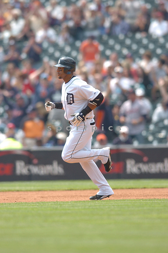GARY SHEFFIELD, of the Detroit Tigers  , in action during the TIgers game against the Baltimore Orioles on May 2, 2007 in Detroit, Tigers...Tigers win 5-4...Chris Bernacchi/ SportPics..