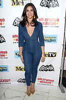 LOS ANGELES - JAN 10:  Camila Banus at the Batman '66 Retrospective and Batman Exhibit Opening Night at the Hollywood Museum on January 10, 2018 in Los Angeles, CA<br /> <br /> Batman '66 Retrospective and Batman Exhibit Opening Night, The World Famous Hollywood Museum, Hollywood, CA 01-10-18