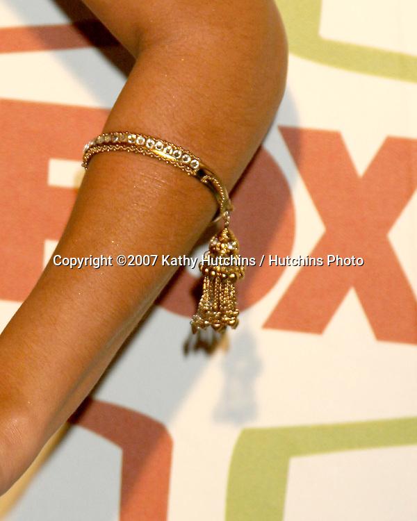 Tamara Taylor.Fox TV Fall Eco-Casino Party.Area .Los Angeles,  CA.September 24, 2007.©2007 Kathy Hutchins / Hutchins Photo...               .
