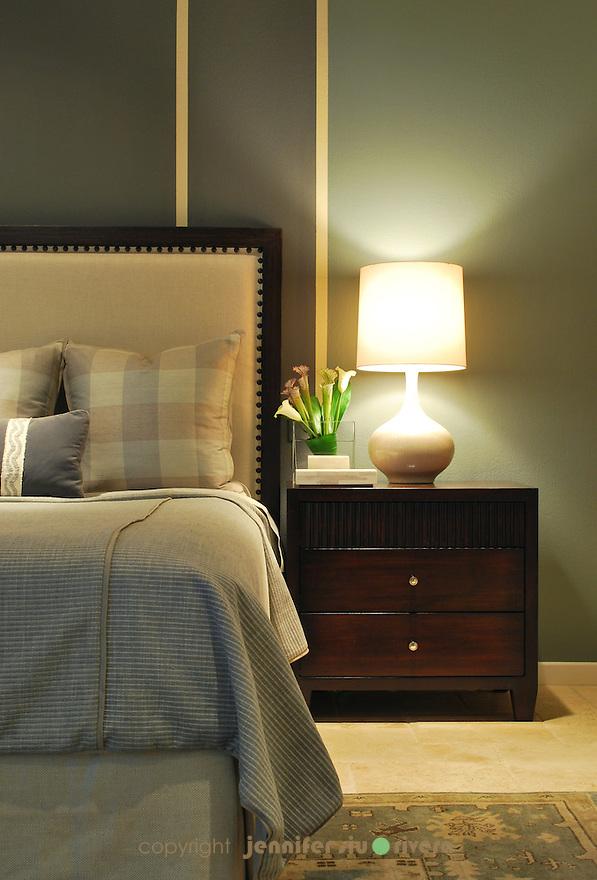 Castle Hills Residential master bedroom